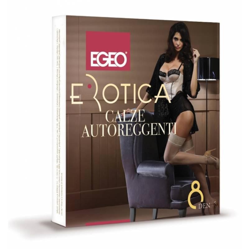 Ciorapi dama adezivi Egeo Erotica 8 den
