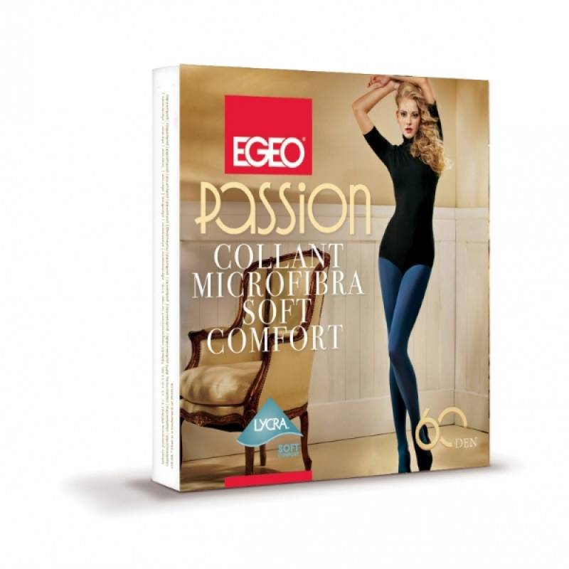 Ciorapi femei Egeo Passion Soft 60 Den