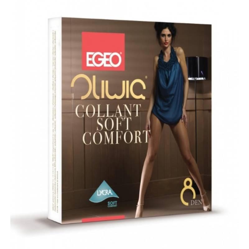 Ciorapi femei Egeo Oliwia Soft 8 den