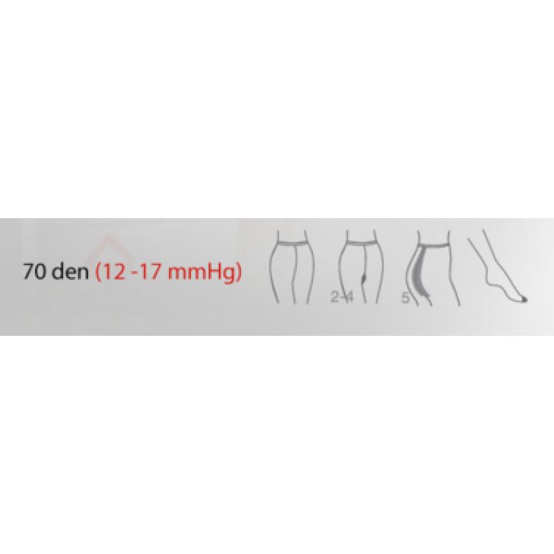 Ciorapi Femei Egeo Medica 70 Den