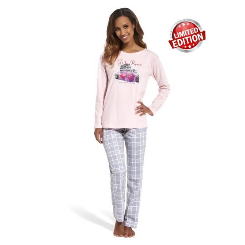Pijama dama 100% bumbac
