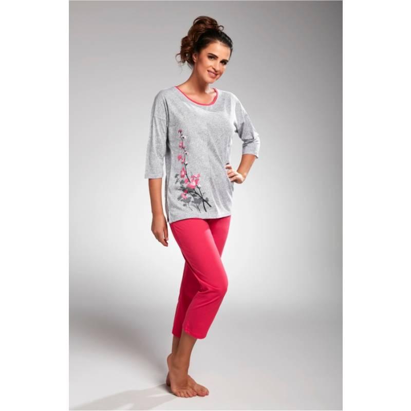 Pijama dama bumbac Cornette 157-190