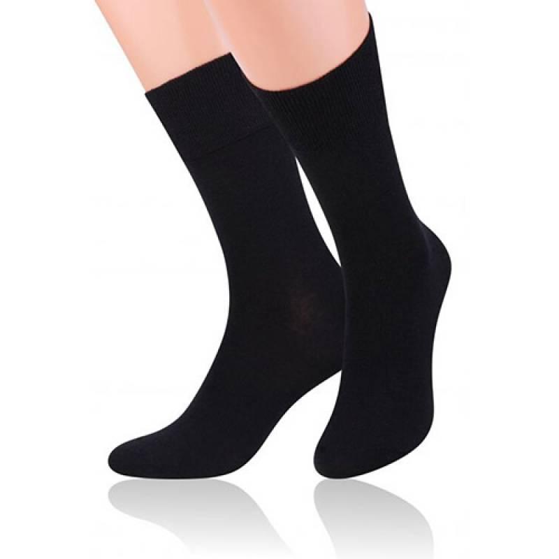 Sosete din lana pentru pantofi S130 negru