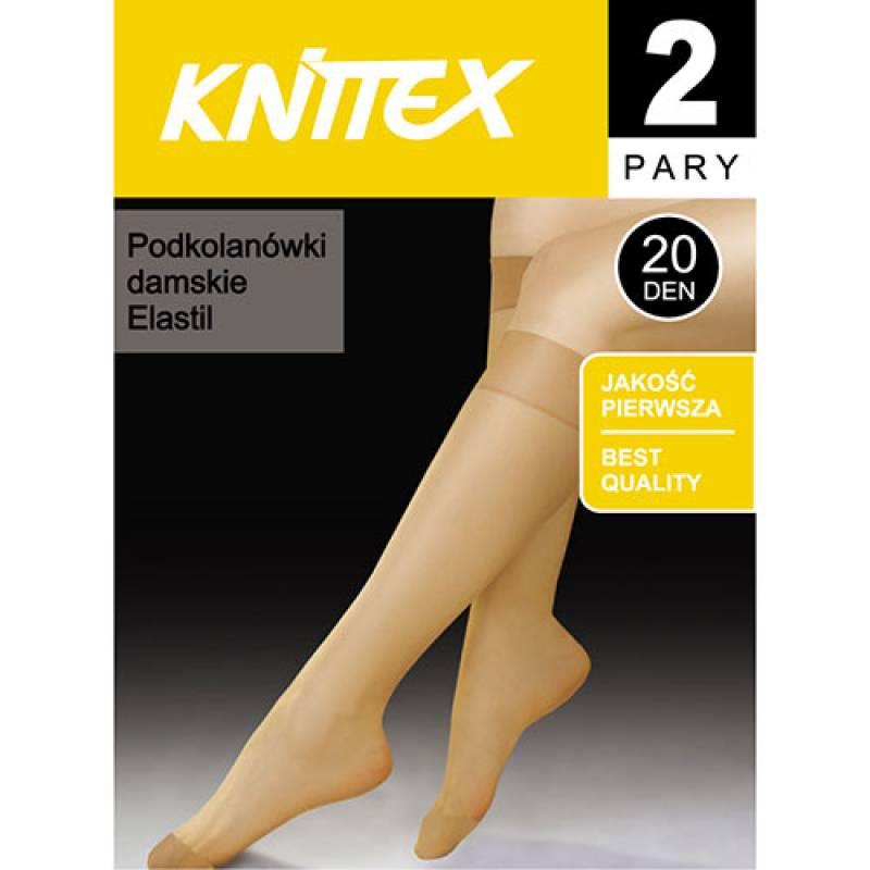 Sosete dama lycra Knittex 1/2 Elastil