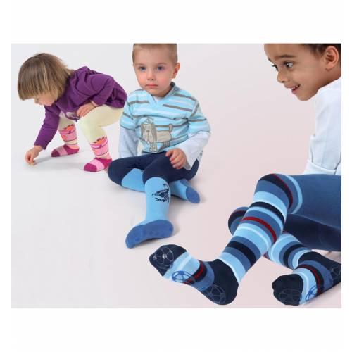 Ciorapi pantaloni flausati