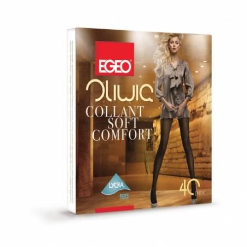 Ciorapi femei Egeo Oliwia Soft Comfort 40 Den