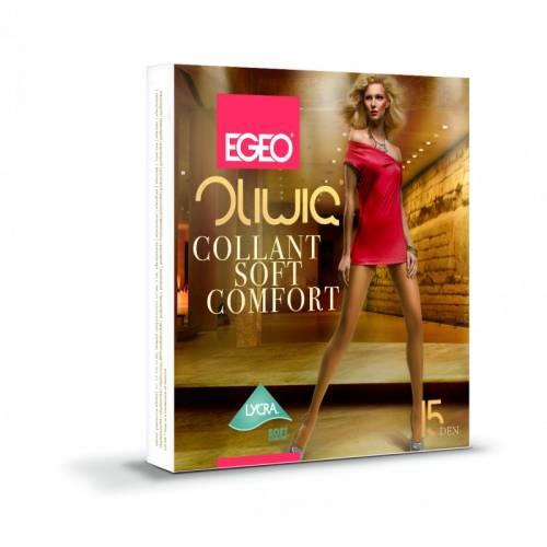 Ciorapi femei Egeo Oliwia Soft Comfort 15 den