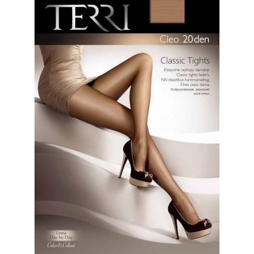 Ciorapi clasici Terri Cleo 20 den