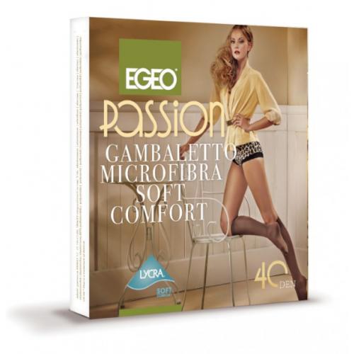 Sosete 3/4 Egeo Passion Soft Comfort 40 Den