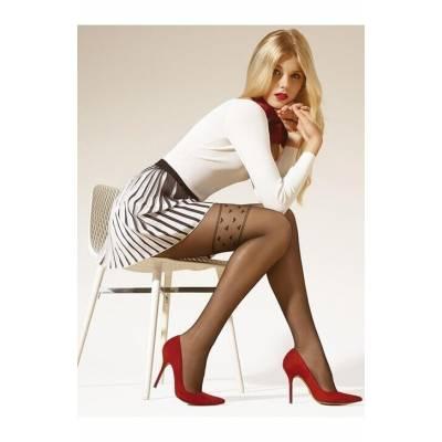 Ciorapi cu model Marilyn Flores F12