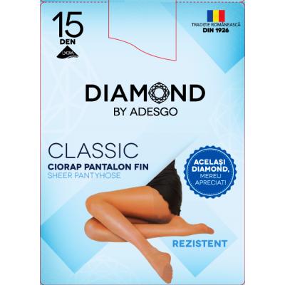 Ciorapi subtiri Diamond Classic