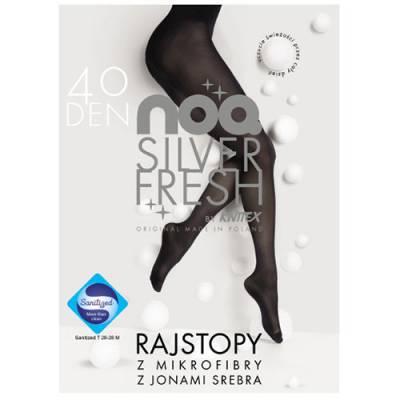 Ciorapi Medicinali Silver Fresh 40