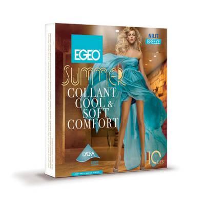 Ciorapi subtiri Egeo Summer Cool Soft 10 den