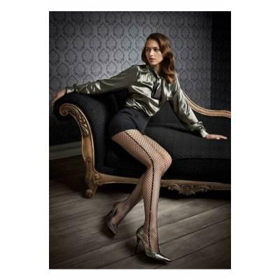 Ciorapi plasa cu cristale Gucci G46