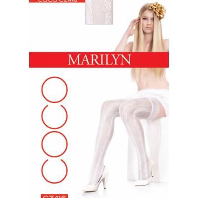 Ciorapi adezivi Marilyn Coco 416