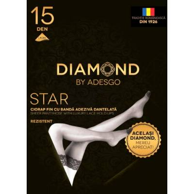 Ciorapi dama DIAMOND Star