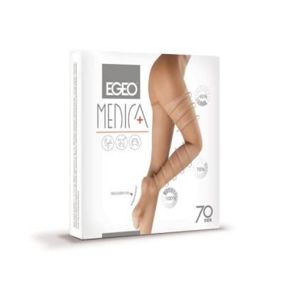 Ciorapi medicinali compresie graduala Egeo 70 den