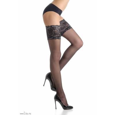 Ciorapi cu banda adeziva Sandrine