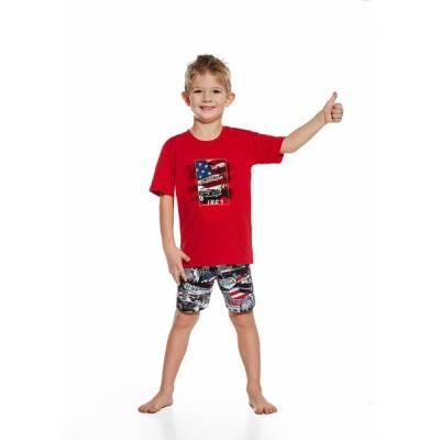 Pijama baieti 789-53 Cornette