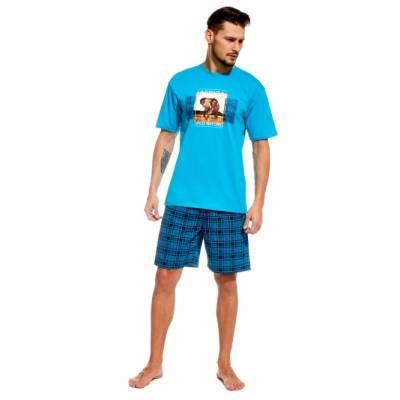 Pijama barbati Africa - Cornette