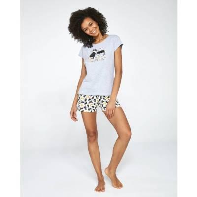 Pijamale dama model Cats