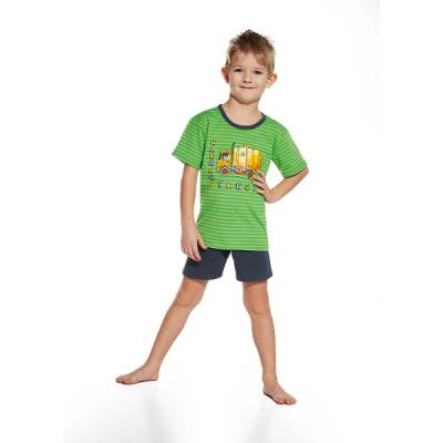 Pijama baieti 789-051 Cornette