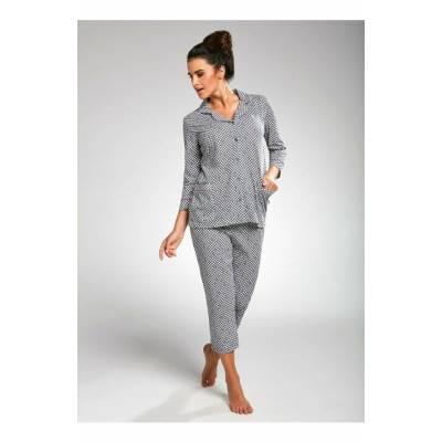 Pijama cu nasturi Cornette 603-178
