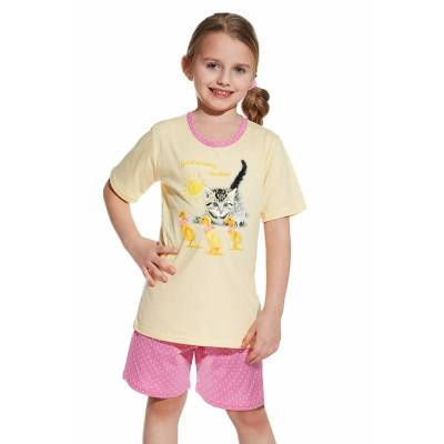 Pijama copii Cat&Ducks PG787-49