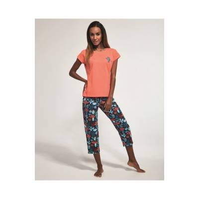 Pijama dama KR Cactus 3 piese