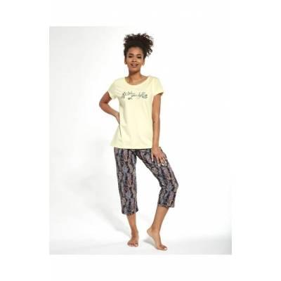 Pijama dama 3 piese Cornette 665-245