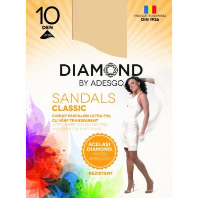 Ciorapi dama DIAMOND Sandals 10